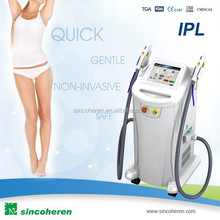 IPL home use hair removal system 100000shots lamp life/ipl hair removal machine/hair removal laser machine prices