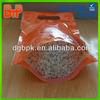 food grade printed plastic zip lock food bag