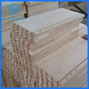 Paulownia wood finger joint board,paulownia solid wood board