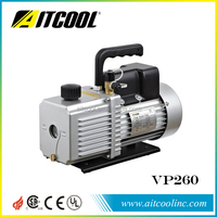 Powerful low noise two stage oil vacuum pump for A/C VP260 5.0CFM