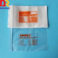 Decorative Printed ldpe zip plastic bags