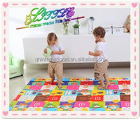 2015 high quality baby puzzle mat play mats activity