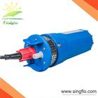 Singflo dc Solar Water Pump Inverter Fornecedores / elétrico sunmersible para fora da rede habitação / irrigação