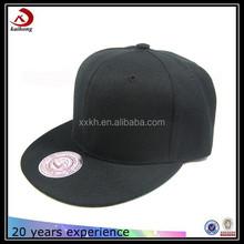 custom made in china alibaba blank snapback hats