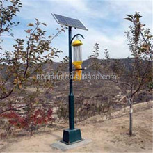 Solar/ ac220v anti insect/ pest killer/ control/ vanish lamp, used in fruit orchard, apple, pear, kiwi fruit, plum, cherry