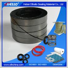 Ball valve seat ring / graphite ring