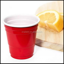 Mini Red Solo 2 oz Jello Shot Cups College Party Beer cup,oem plastic party cup,oem plastic disposable party cup for sale