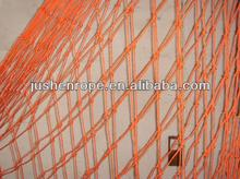 Super quality newest plastic orange construction safety net