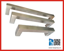 HJ-038 China supplier good quality desk handle/stainless steel handle/furniture handle