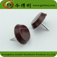 Plastic furniture glides feet outdoor furniture foot pad