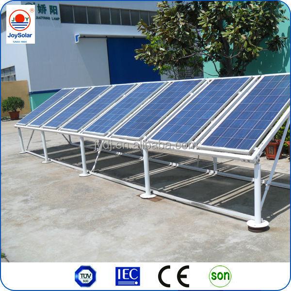 high quality 3w 5w 10w monocrystalline or polycrystalline solar panel&solar street light 50w