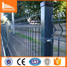 China factory supply welded safety fence / cheap fence panel / decorative metal fence