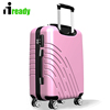 imported hard case pc trolley travel bag