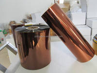 6051gold polyimide film, arbitrary width and cutting various specifications PI film