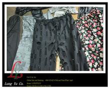 Used clothing LUNG YU used clothing