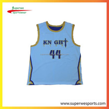 custom girl's and boy's exercise jersey and shorts unsex uniforms basketball reversible