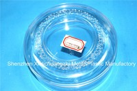 High quality 100g transparent Circle plastic box for gifts and craft 153x57 XL - 502