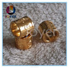 Hot Sale Gold Leg Rings Foot Tags Pigeon Rings size 8mm