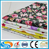 100% cotton printed fabric fabric for making bed sheets