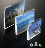 wholesale double sided acrylic picture frames in bulk