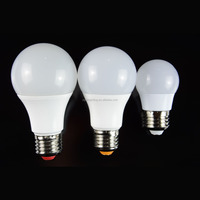 Factory price, no compromise on light quality 3w-15w,18w led bulb; two years warranty