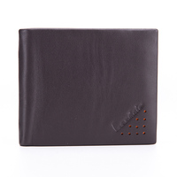 2015 fashion credit card zipper wallet coin case for man