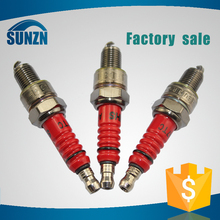 Hot new products for 2015 best sell genuine spark plug for motorcycle