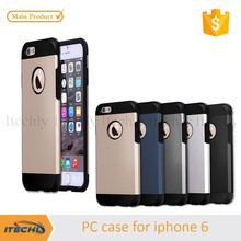 Top selling Protective Shock proof case for iphone 6,for iphone 6 shockproof back cover, Shockproof shell for iphone 6