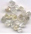 diamantes en bruto diamantes