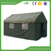 Waterproof and duarable russian military wall tent