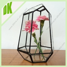Dikina features a variety of vase styles and shapes. Find here square glass floral vases / Beautiful round large glass vase