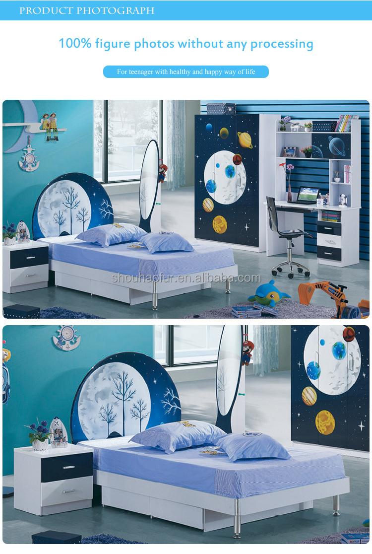 Kinderen slaapkamer meubilair sets, mooie slaapkamer set, kinderen ...