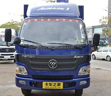 China famous brand Foton Aumark light truck,import mini truck,mini concrete pump truck,mini truck japan