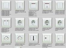 YCWS wall socket switch australia