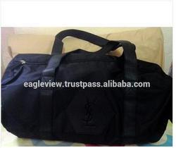 fashion custom sports lugage bag / 2014 barrel custom duffle bags, travel bag, sports bag