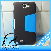 Newest Fashional Stand Plastic Cellphone Case for Samsung Galaxy Note2