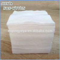 100% Cotton Cotton Pad White Spunlace Fabric