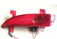 Geely 1067001218 --Left rear fog lamp assembly,geely spare parts;Left rear fog lamp assembly for geely emgrand ec7