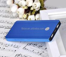 ODM/OEM Manufacturer Portable advertising gift power bank 6000mAh powerbank