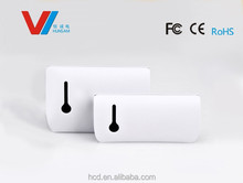 new products 4000mah power bank led torch light portable power bank rechargeble travel power charger