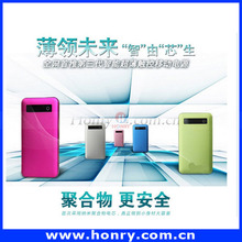 Wholesale bulk slim powerbank/touch screen power bank for mobile phone