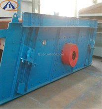 The price is reasonable/concrete crushing system USES three layer circular vibrating screen