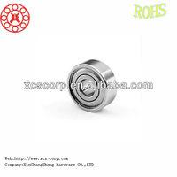 MR93-ZZ Radial Bearings 3 x 9 x 4 Millimeters as motorcycle bearing