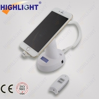 2015 New Arrivals! HIGHLIGHT MDP003 Retail mobile phone anti theft alarm for cellphone security exhibit