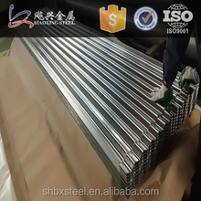 Raw Material Corrugated Metal Sheet Roofing Price