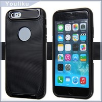 2015 hot new products for APPLE iPhone 6 rubber bumper,luxury case for iphone 6 with mix color in stock