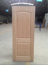 Puertas de madera puerta de ceniza de la piel