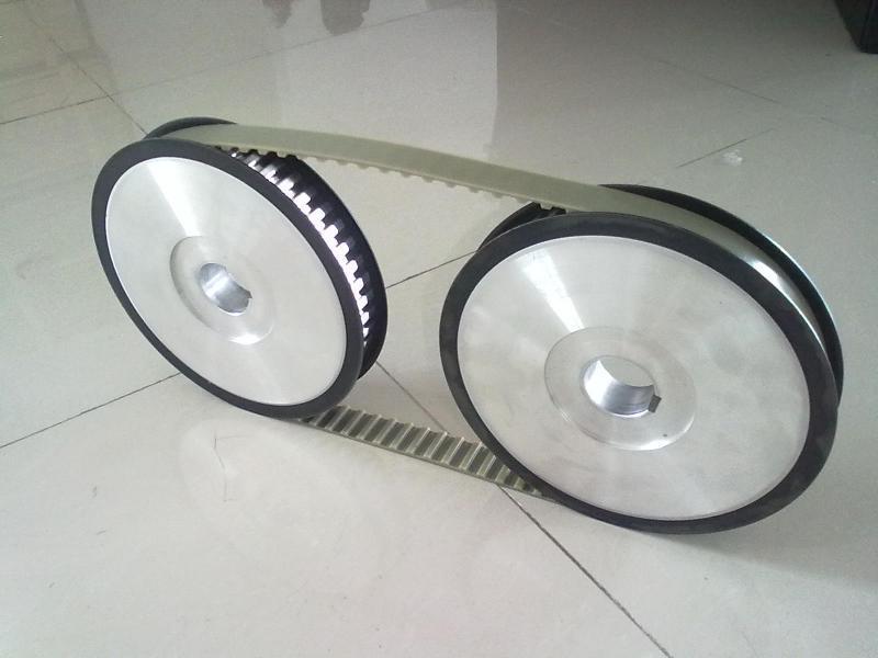 Round Belt Motor Pulleys From Botou Longsheng Non