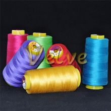 Por encargo poli núcleo hilo de coser