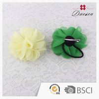 Samples Are Available Low Profile Artificial Plumeria Foam Frangipani Flowers Bridal Hair Clip For Baby